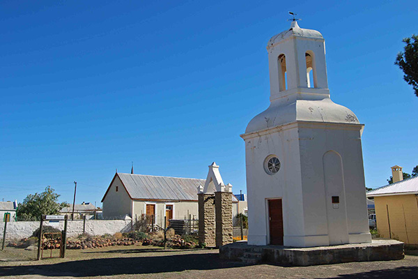 Fraserburg's famous Pepper Pot