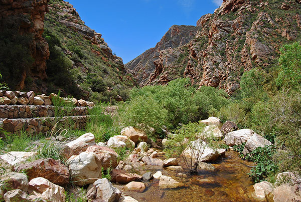 The Swartberg Pass is the gateway to Prince Albert and the open plains of the Great Karoo
