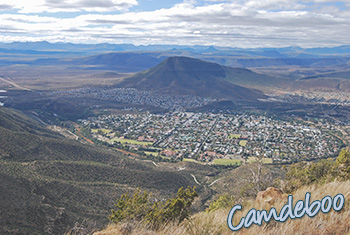 Camdeboo, an important area in the Karoo