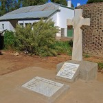 Anglo Boer War Graves in Middelpos