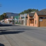 Church Street in Calvinia