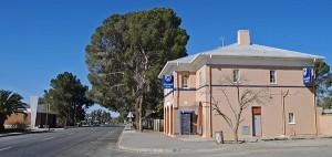 Mark Street in Britstown