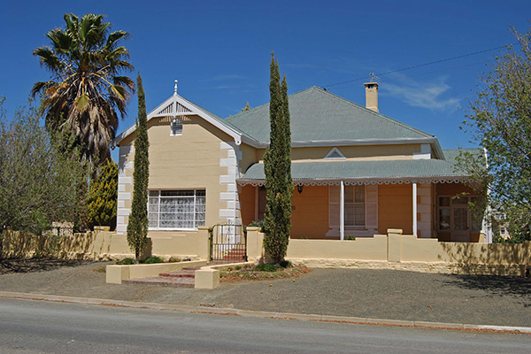 Historic residence belonging to the Collins Family in Carnarvon