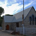 St Augustine's Anglican Church was designed by Sophia Gray and built in 1870