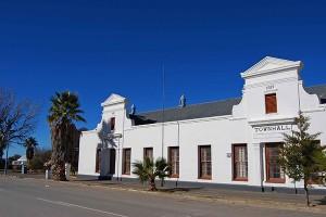 Fraserburg Town Hall in Voortrekker Street