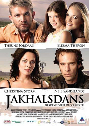 Jakhalsdans Movie Poster
