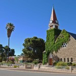 Central Village Square in Loxton
