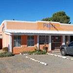 Paljas Restaurant and Shop in Loxton
