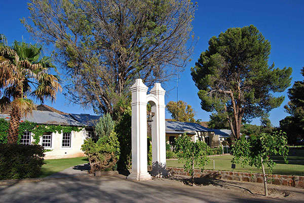 Meltonwold Guest Farm between Loxton and Victoria West