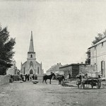 The original NG Kerk in Fraserburg