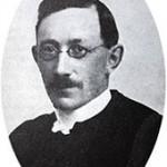 Reverend Christian Wilhelm Alheit