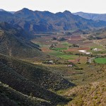 The Burgers Pass provides spectacular views across the western slopes of the Waboomsberge linking Touws River and Montagu