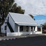 A fine example of a simple Karoo cottage in Merweville