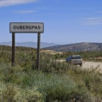 The Ouberg Pass is situated on the less traveled route between Touws River and Montagu