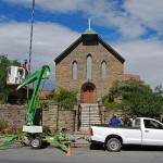 Christ Church Anglican Church is the oldest Church Building in Beaufort West dating from 1854