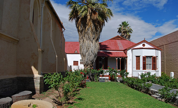 The Christiaan Barnard House