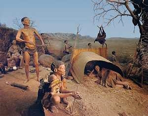 The Bushmen or San were the first inhabitants of the Karoo