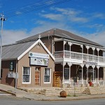Clyde House is a National Monument and accommodates the Karoo Backpackers