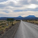 The road from Leeu Gamka to Fraserburg