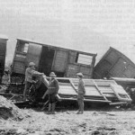 Sabotage of the railways by Boer Commandos