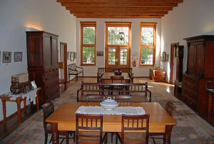 Front Room of Reinet House