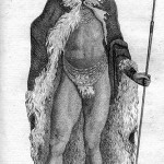 Klaas the faithful retainer of the explorer Le Vaillant was typical of the Khoikhoi of the late eigtheenth century