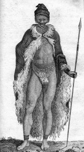 Klaas, the faithful retainer of the explorer Le Vaillant was typical of the Khoikhoi of the late eigtheenth century