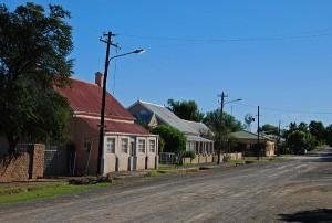 Pearston street scene