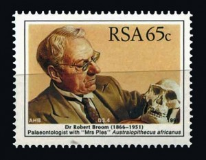 1991 Postage Stamp of Robert Broom