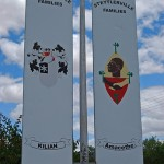 Kilian & Amacethe Family Crests