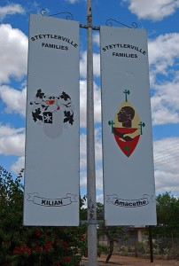 Kilian and Amacethe Family Crests