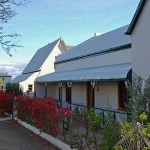 Typical Karoo Cottages in Prince Albert