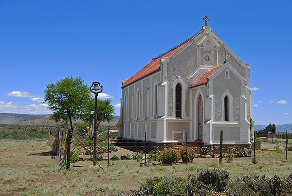 Mount Stewart Anglican Church