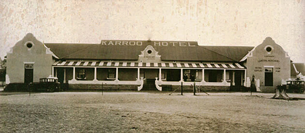 The Old Karoo Hotel in Prince Albert Road