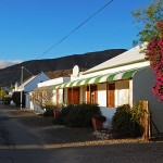 Karoo Cottages in Market Street