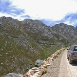 Southern ascent of the Swartberg Pass