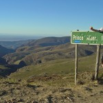 The summit of the Swartberg Pass