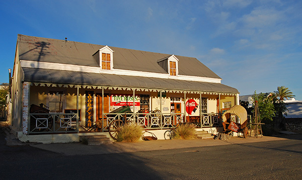 The Olde Shop in Prince Albert