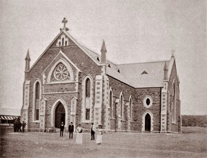 The Jansenville Dutch Reformed Church was consecrated in 1885