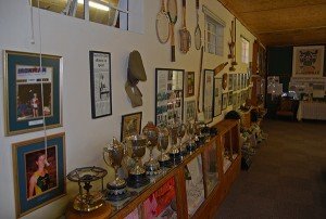 Exhibits in the Jansenville Museum