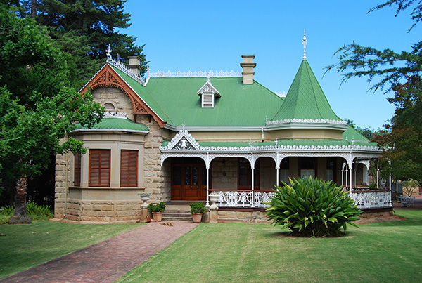 Feather Baron Era Residence in Oudtshoorn