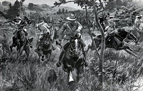 Colonial Troops during the 2nd Anglo Boer War