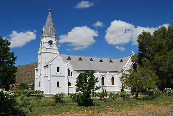 Nieu Bethesda Dutch Reformed Church