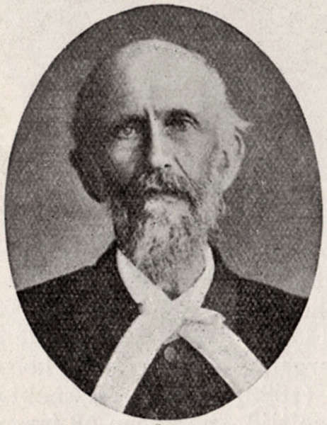 Reverend Charles Murray