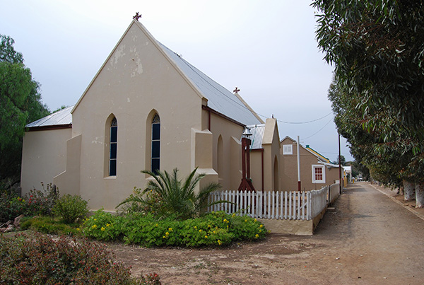 St Matthew's Anglican Church – Willowmore