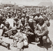 British troops in Noupoort