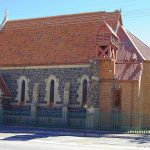 St Agnes Anglican Church in Noupoort