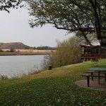 The Orange River at Orania