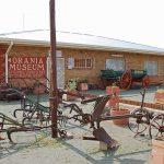 Agricultural Exhibit at the Orania Museum