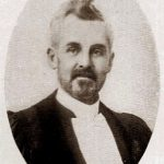 Reverend P.J.A. de Villiers